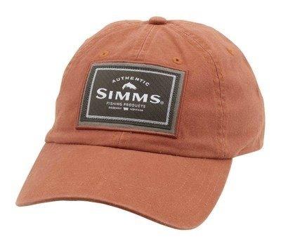 Simms Single Haul Cap Orange | Categories \ Fly Fishing