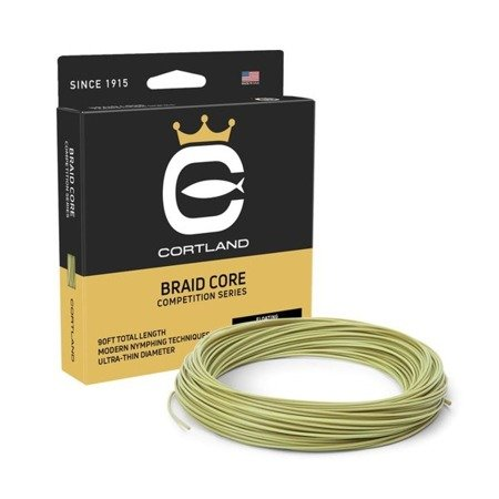 Cortland COMPETITION SERIES -  BRAID CORE .022 DT