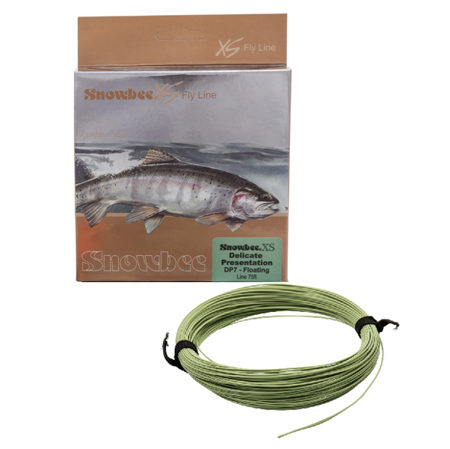 Snowbee XS FLY LINE - DELICATE PRESENTATION WF1