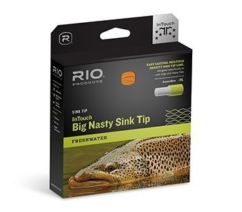 RIO InTouch Big Nasty Sink Tip 4D F / H / I / S3