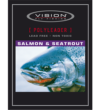 Vision S.TROUT&SALMON polyleader Slow Sink