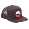 Vision Natives 3.0 Cap Dk. Chocolate